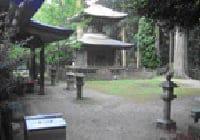 第十五経塚 妙経従地湧出品(岩湧寺)