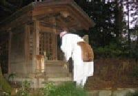 第二十二経塚 妙経嘱累品(大田和地蔵)